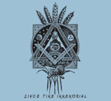 """Since Time Immemorial"" Masonic shirt T-Shirt"