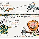 The Snake by Ellis Nadler