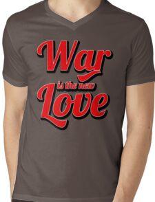 War is the new Love v2 Mens V-Neck T-Shirt