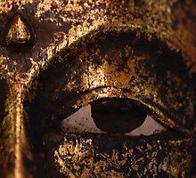 Buddha mask by Crimmy