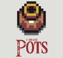 I Smash Pots by Jared McGuire