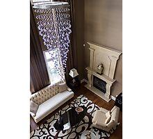 Living Room Photographic Print