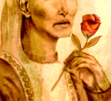 Eleanor of Aquitaine Sticker