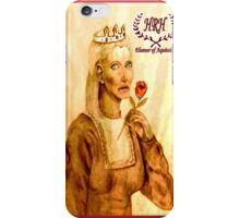 Eleanor of Aquitaine iPhone Case/Skin