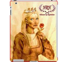 Eleanor of Aquitaine iPad Case/Skin
