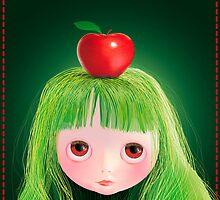 Dream nº 2 Red Green by Eva Nev
