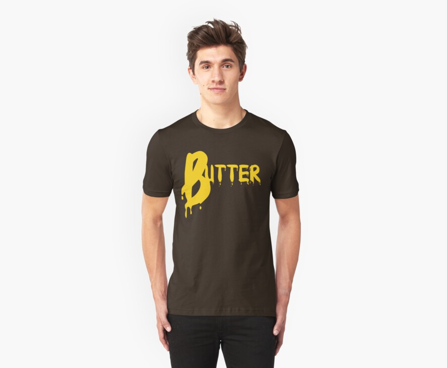 BUTTER by forgottentongue