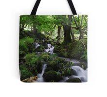 Welsh stream Tote Bag