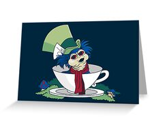 A Nice Cup of Tea Greeting Card