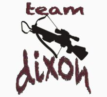 Team Dixon by alkapone26