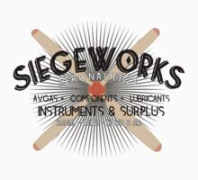 Siegeworks Aeronautics Kids Clothes