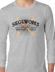 Siegeworks Aeronautics Long Sleeve T-Shirt