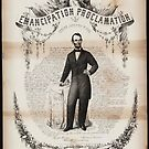 Emancipation proclamation issued January 14, 1863 by Adam Asar