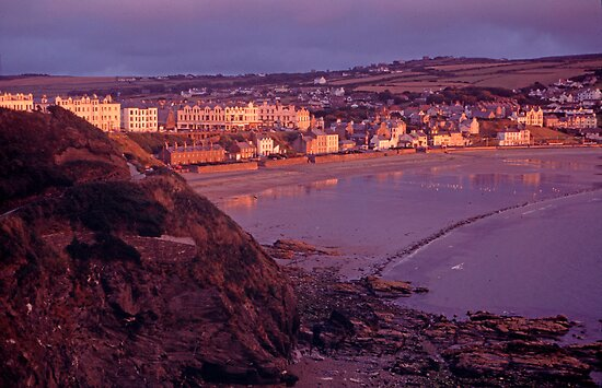Port Erin by RedHillDigital