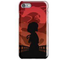 Spirited Away Movie Poster iPhone Case/Skin