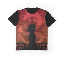Spirited Away Movie Poster Graphic T-Shirt