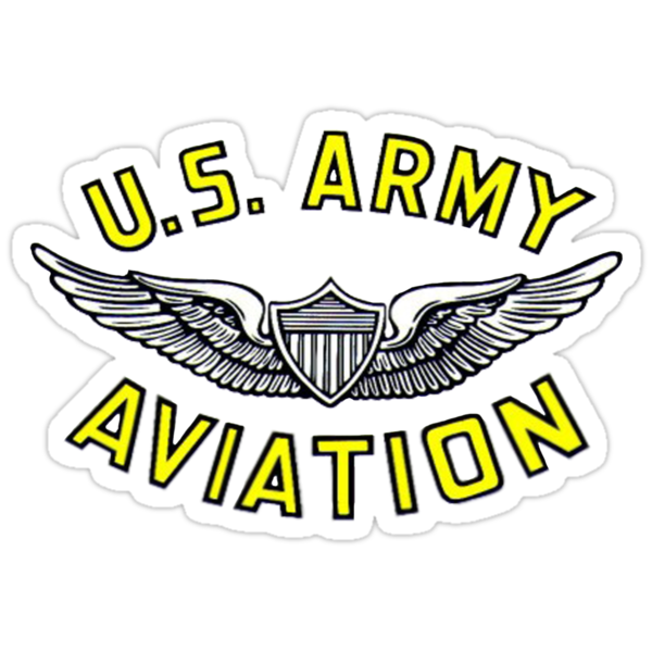 Army Aviation (t-shirt) by Walter Colvin