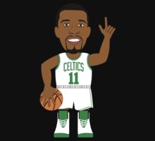 NBAToon of Courtney Lee, player of Boston Celtics by D4RK0