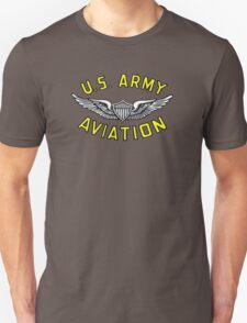 Army Aviation (t-shirt) Unisex T-Shirt