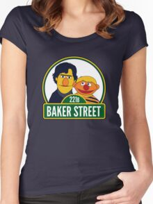 Baker Street Women's Fitted Scoop T-Shirt