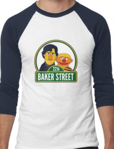 Baker Street Men's Baseball ¾ T-Shirt