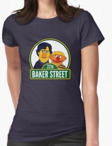 Baker Street Womens Fitted T-Shirt