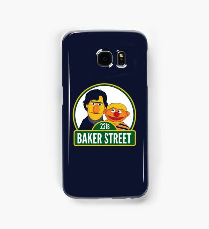 Baker Street Samsung Galaxy Case/Skin