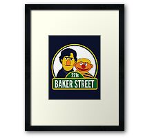 Baker Street Framed Print