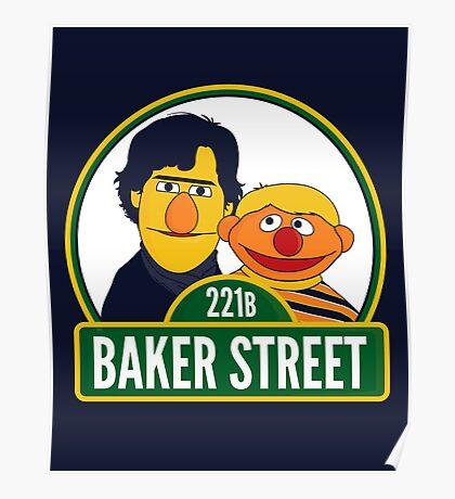 Baker Street Poster