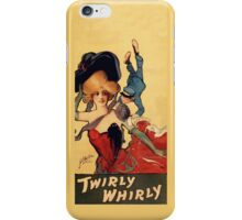 Twirly Whirly iPhone iPod Case iPhone Case/Skin
