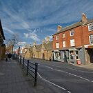 Melton Mowbray Street by StephenRB