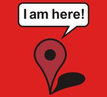 I am here! Google Maps Kids Clothes