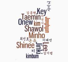 Shinee Dream GUY by Twinklekaur05