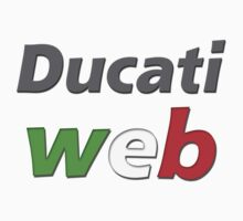Ducati Web Support us  by RocketDesigns