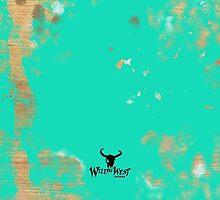 Wild West Guitars Heavy Relic Surf Green Ipad Case by WildWestGuitars