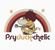 Psyduckchelic by ScoobyKun