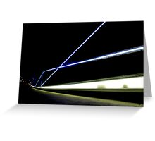 Path To Lightenment Greeting Card