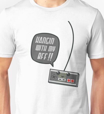 Hangin wit my BFF Unisex T-Shirt