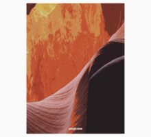 Antelope Canyon Graphic by Allison Waibel