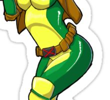 Rogue Pin-Up Sticker
