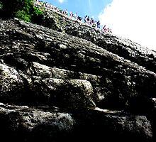 Coba Climb by Rebekah Ormstrup