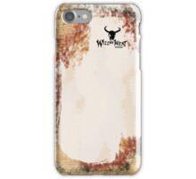 Wild West Guitars Heavy Relic White over Burst Iphone Case iPhone Case/Skin