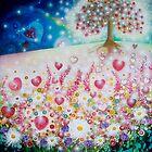 Apple Tree by izumiomoriart