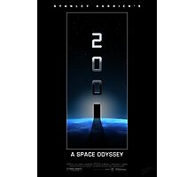 2001: a space odyssey (v.3) - aliasniko fan art  Photographic Print