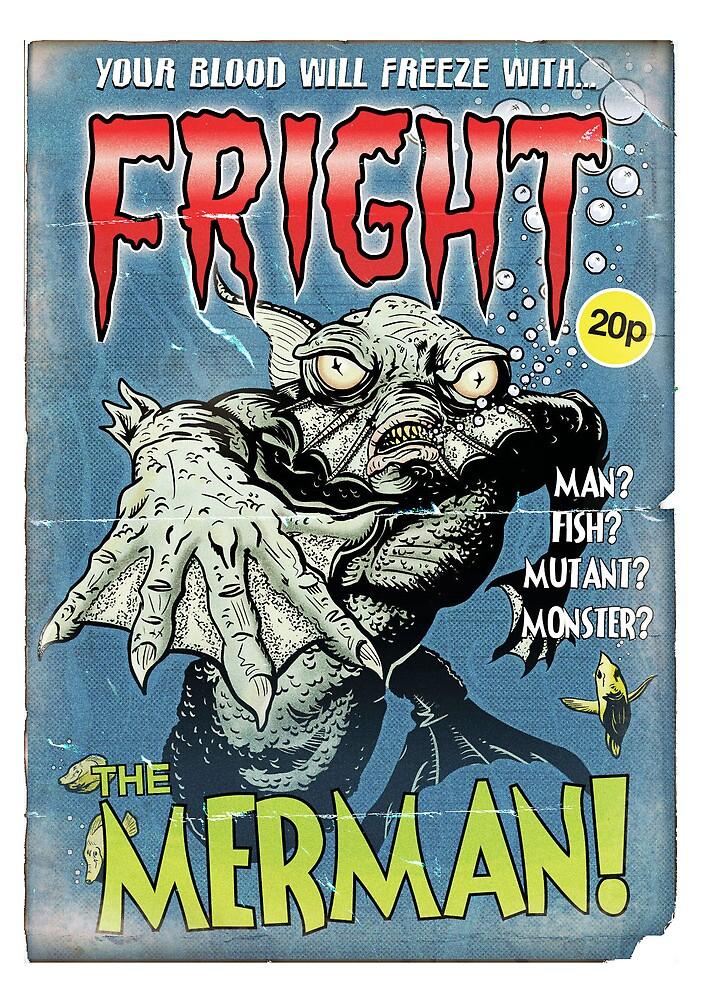 Fright Magazine by Iain Maynard