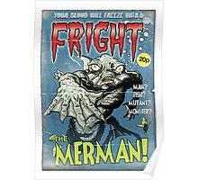 Fright Magazine Poster