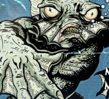 Fright Magazine Sticker
