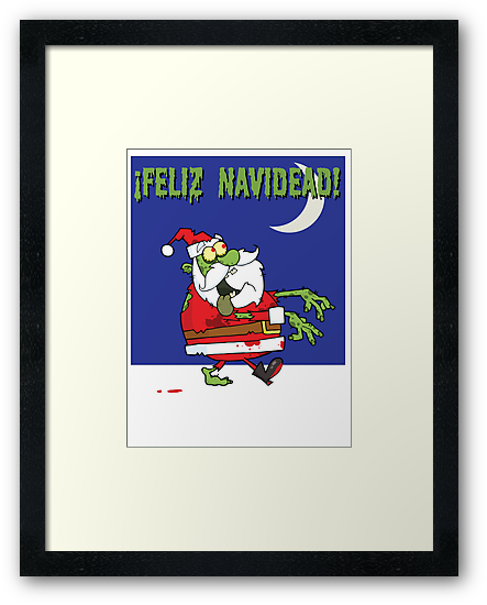 Feliz Navidead! by Rich Anderson