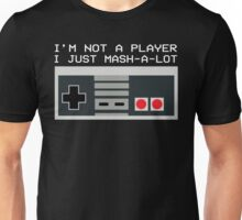 Not a Player Unisex T-Shirt