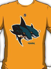 The 2 Headed Sharks From San Jose T-Shirt
